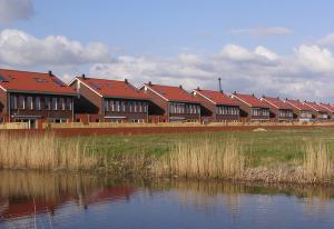 nieuwbouwwoningen, hypotheken mogelijk bij L. van Brederode