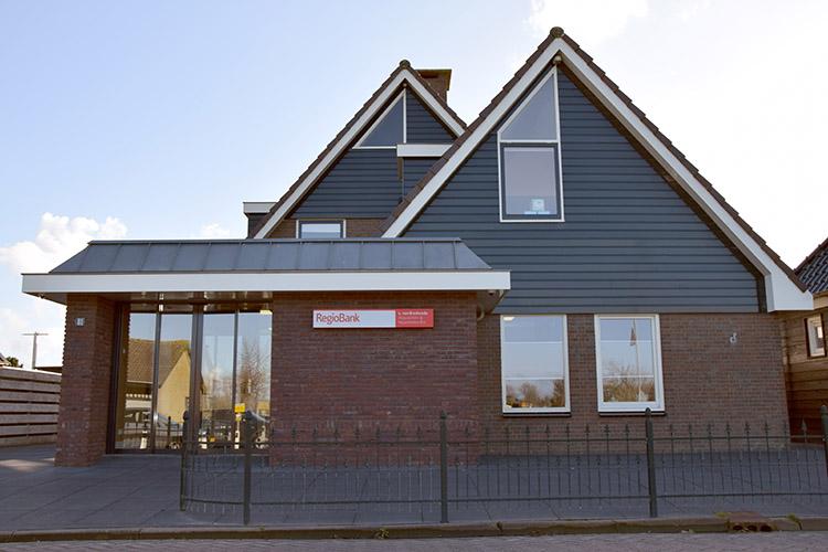 kantoor L van Brederode Assurantiën & Hypotheken B.V. in Tuitjenhorn